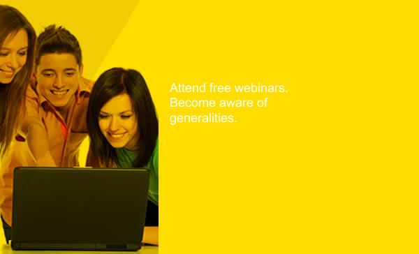 Free Webinars